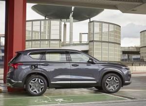 Prueba Hyundai Santa Fe PHEV 2021