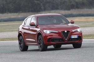 Alfa Romeo Stelvio Quadrifoglio, prueba express