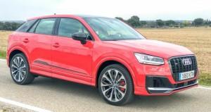 Audi SQ2, prueba a fondo