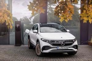 Mercedes-Benz EQA: precios, equipamiento y gama