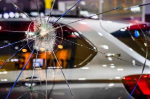 Problemas habituales del cristal lateral del coche