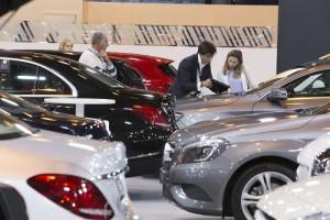 Gran éxito del salón del vehículo de ocasión de Madrid: 4.300 vehículos vendidos en menos de una semana