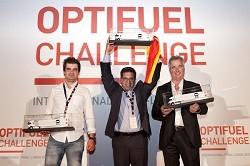 Jos� Ram�n Jano, ganador del Optifuel Challenge 2015 de Renault Trucks