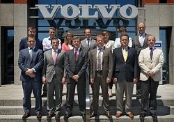 Volvo Trucks Group Sales Espa�a estrena Comit� de Direcci�n