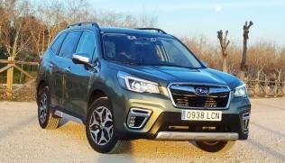 Prueba Subaru Forester EcoHYBRID 2020, ¿mejor que un diésel?