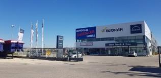 Eurocam crece gestionando desde ahora el MAN Truck & Bus Service de Burgos