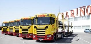 El Grupo Cariño amplia flota con 5 nuevos Scania S450