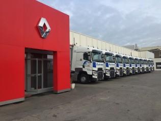 El grupo italiano Fertrans suma 85 unidades del Renault Trucks T480