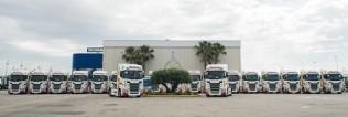 El Grupo Logístico Fuentes apuesta por la nueva Serie S, sumando 30 unidades del nuevo Scania S500