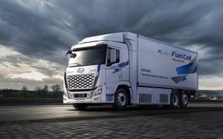 Hyundai XCIENT Fuel Cell 2021: nuevo diseño y mejores prestaciones para esta apuesta por la pila de combustible de hidrógeno