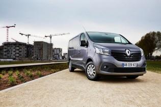 Renault, un mes más líder del mercado de comerciales