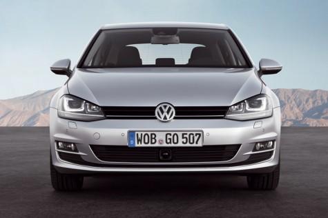 El VW Golf 2015 que se mueve solo