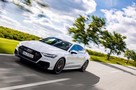 Audi S7 Sportback TDI quattro tiptronic, prueba a fondo