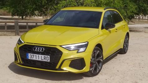 Prueba Audi A3 Sportback 45 TFSIe
