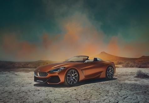 BMW Z4 Concept, más cerca de una nueva y espectacular generación del roadster