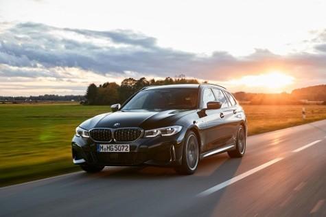 BMW M340i xDrive Touring, máxima deportividad en formato familiar