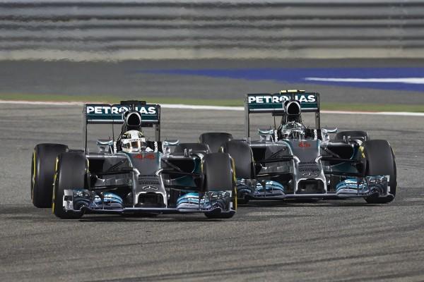 Gran premio de bahrain