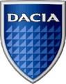 Logo de la marca Dacia
