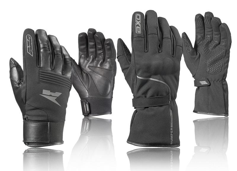 Foto guantes AXO Gorilla Bumper