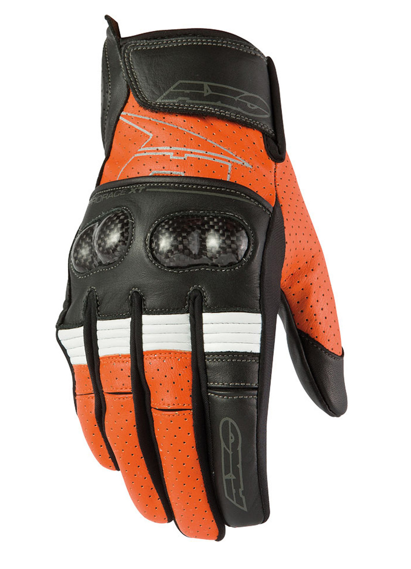 Foto guantes AXO Pro Race XT 2014 3