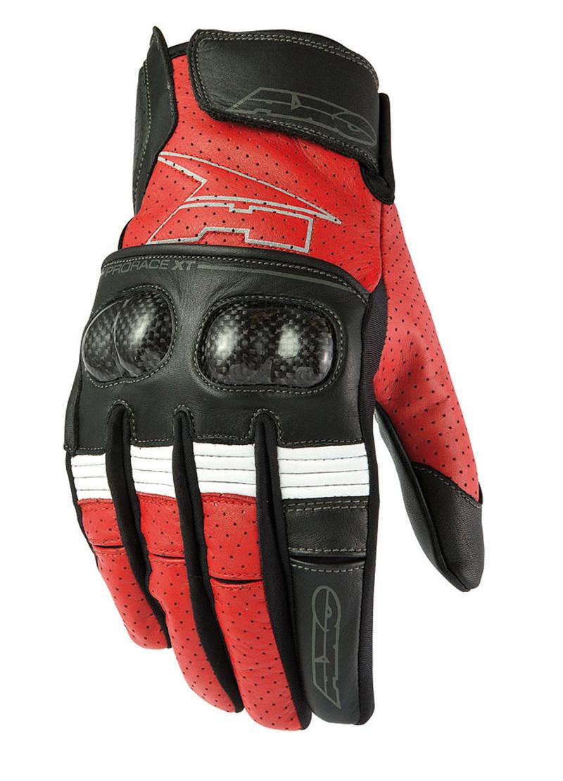 Foto guantes AXO Pro Race XT 2014 5
