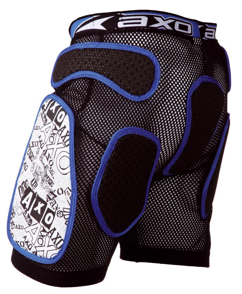 Foto protecciones AXO Soft Rock Pant 2