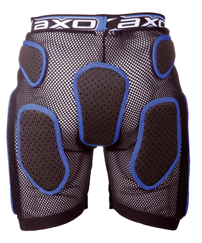 Foto protecciones AXO Soft Rock Pant 3