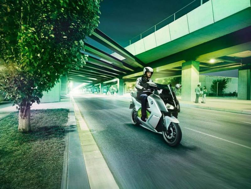 Foto BMW C Evolution 2014 11