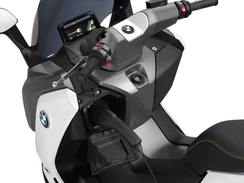 Foto BMW C Evolution 2014 19