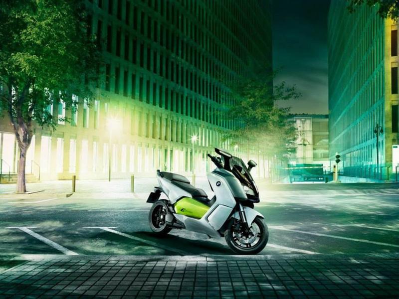 Foto BMW C Evolution 2014 4