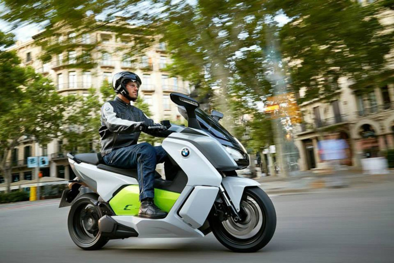 Foto BMW C Evolution 2014 6