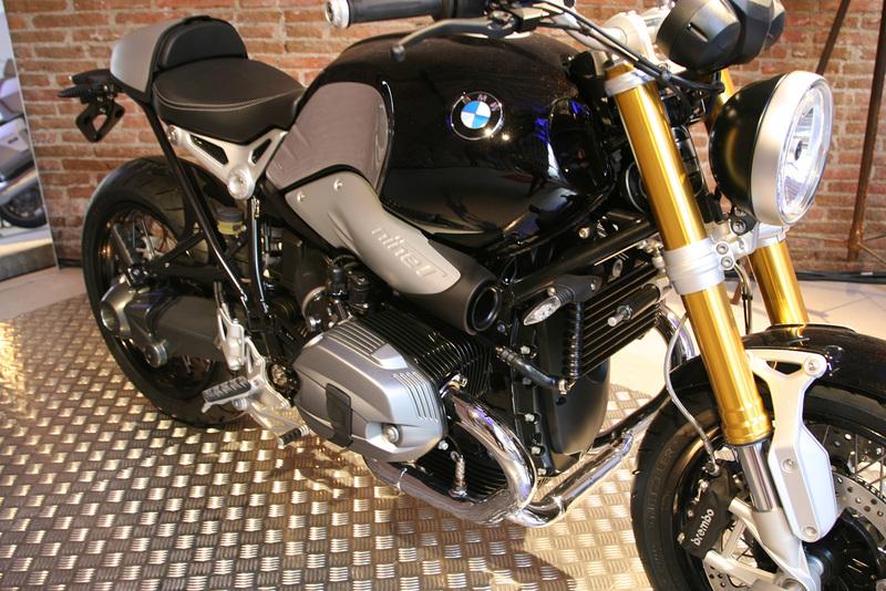 Foto BMW R NineT 2014 13