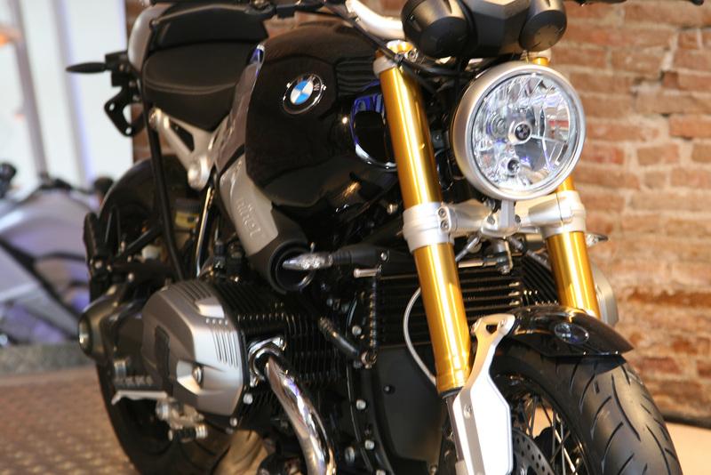 Foto BMW R NineT 2014 14