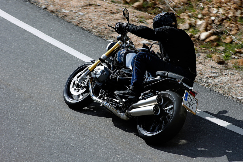 Foto BMW R NineT 2014 42