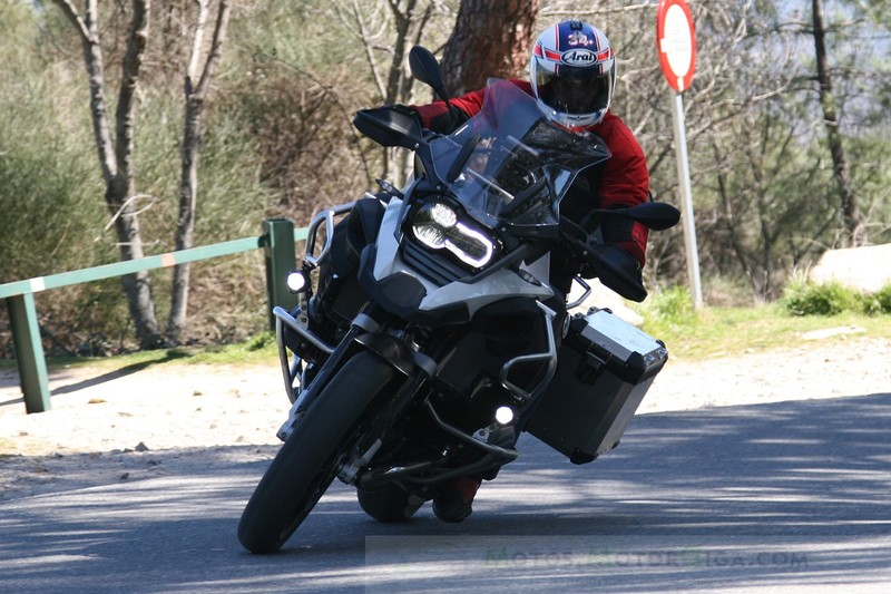Prueba BMW R 1200 GS Adventure 2014