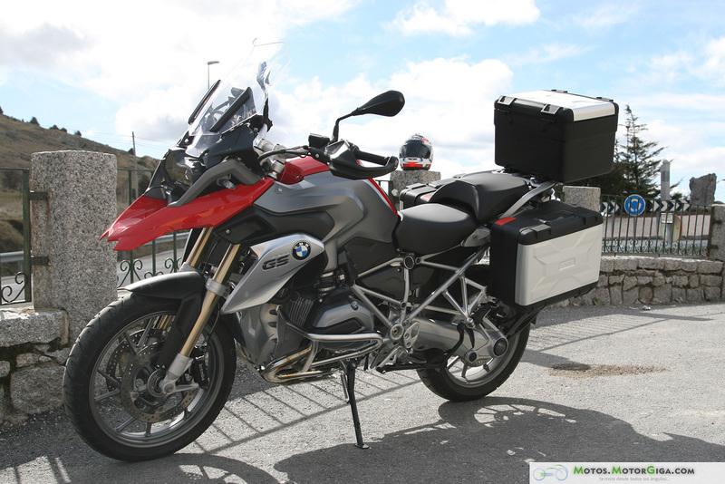 Foto BMW R 1200 GS 002