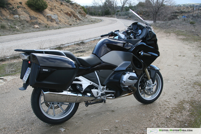 Posibles defectos en la BMW R 1200 RT 2014.