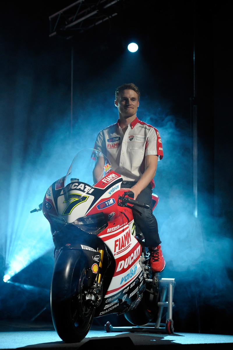 Foto Ducati Superbike Team Presentation 2014 2