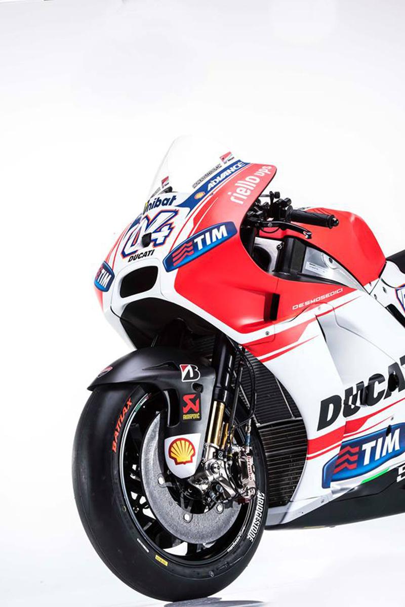 Foto Ducati Desmosedici GP15 2015 11