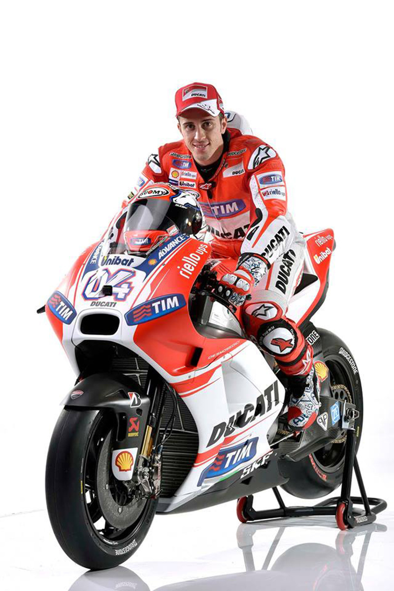 Foto Ducati Desmosedici GP15 2015 14