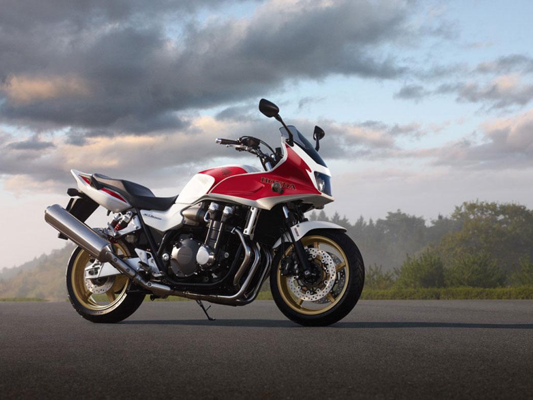 Honda CB 1300 F | Motociclismo.es