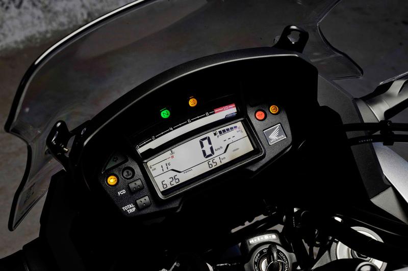 Foto Honda Crosstourer 2014 Detalles 9