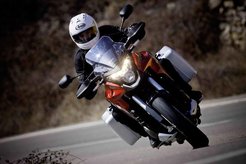 Foto Honda Crosstourer 2014 Dinamica 12