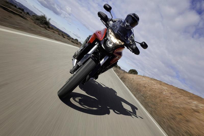 Foto Honda Crosstourer 2014 Dinamica 19