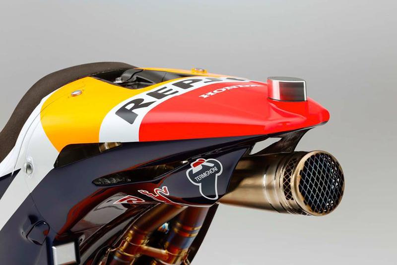 Foto Honda RC213 V 2015 13