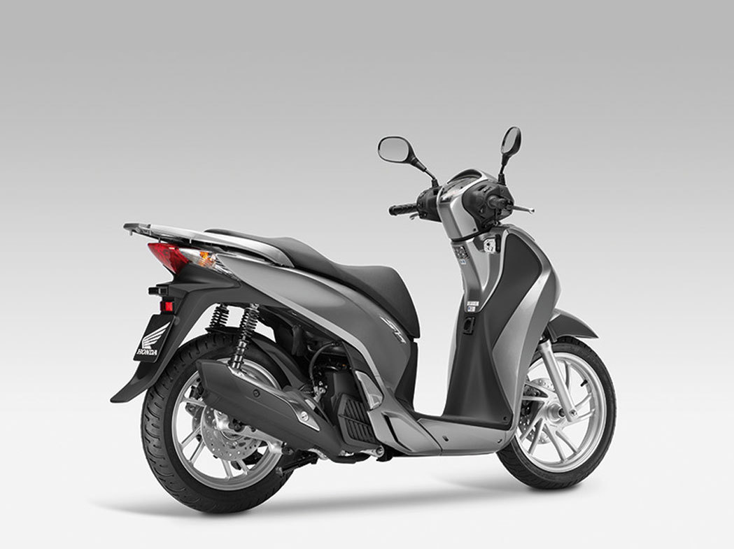 foto honda scoopy sh 125i 2013 trasera derecho 14. Black Bedroom Furniture Sets. Home Design Ideas