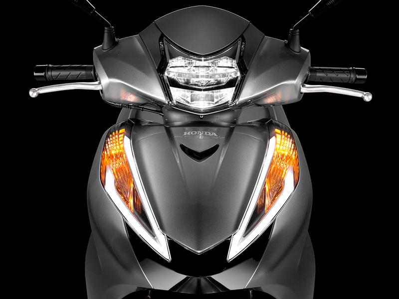 Foto Honda Scoopy SH 300i 2015 Detalles 2
