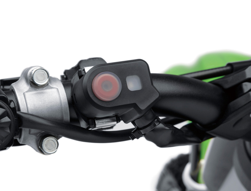 Foto Kawasaki KX250F 2015 Detalles 3