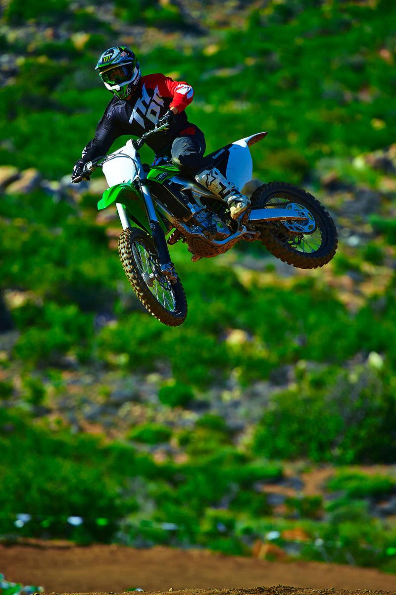 Foto Kawasaki KX250F 2015 Dinamica 42