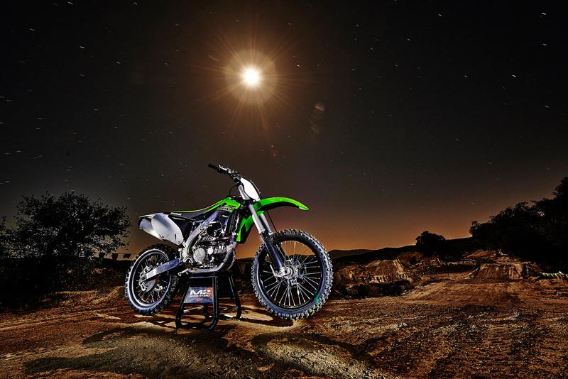 Foto Kawasaki KX450F 2015 Dinamica 51